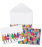 Boxed Notes - Buoys Assortment