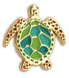 Enamel Pin - Turtle