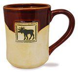 Potter's Mug - Moose