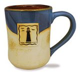 Potter's Mug - Lighthouse