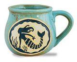 Bean Pot Mug - Mermaid