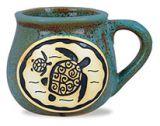 Bean Pot Mug - Turtle