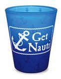 Velvet Shot Glass - Anchor - Get Nauti