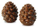 Novelty Salt & Pepper Set - Pine Cones