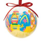 Ball Ornament - Flip Flop Parade