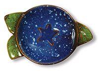 Mini Potter's Dish - Blueberry