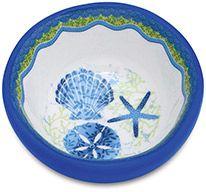 Trinket Dish - Beach Batik