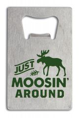 Credit Card Bottle Opener - Moosin Around