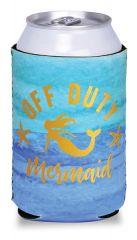 Beverage Cooler - Off Duty Mermaid