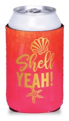 Beverage Cooler - Shell Yeah