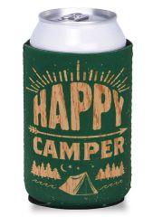 Beverage Cooler - Happy Camper