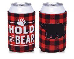 Beverage Cooler - Hold My Bear