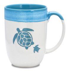 Dipped Mug - Turtle