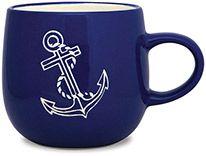 Batik Mug - Anchor