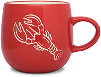 Batik Mug - Lobster