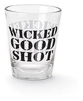 Shot Glass - Wicked Good Shot