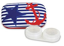 Contact Case - Nautical Chic
