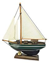 """7"""" Sailboat with Stand"""