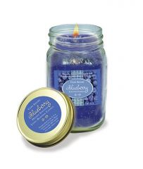 Ball Jar Candle - Blueberry