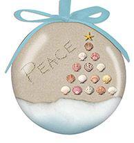 Ball Ornament - Peace