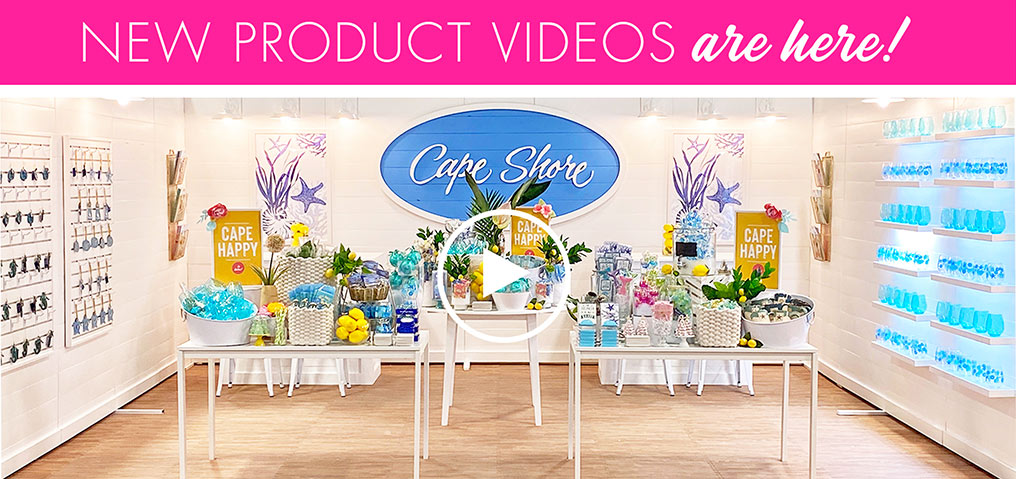 Cape Shore Vimeo