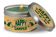 Travel Candle - Happy Camper