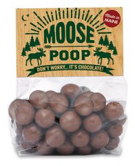 Candy - Moose Poop - Milk Chocolate Covered Blueberries
