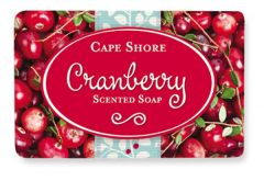 Bar Soap  - Cranberry