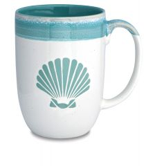 Dipped Mug - Shells