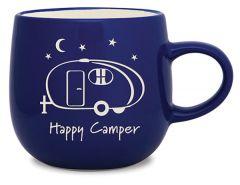 Batik Mug - Happy Camper