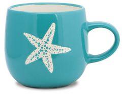 Batik Mug - Starfish