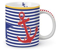 Shore Mug - Nautical Chic