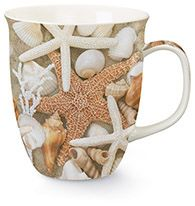 Harbor Mug - Beach Walk Shells