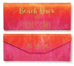 Folding Glasses Case - Beach Hair Don't Care