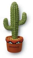 Resin Magnet - Saguaro Cactus