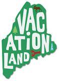 Sticker - Maine Vacationland