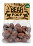 Candy - Bear Poop - Milk Chocolate Covered Blueberries and Nuts