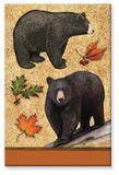 Souvenir Magnet - Bear Collage