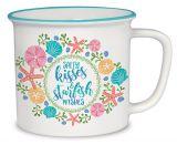 Cottage Mug - Salty Kisses