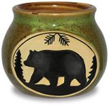 Bean Pot Shot - Bear