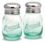 Novelty Salt & Pepper Set - Beach Jars