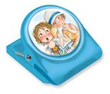 Button Clip Magnet Mary on Vacation She Sells Sea Shells
