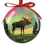 Ball Ornament - Northern Lights