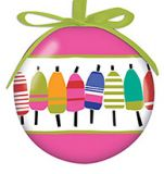 Ball Ornament - Buoys