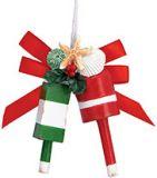 Resin Ornament - Christmas Buoys