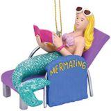 Resin Ornament - Mermazing Mermaid