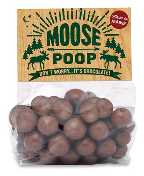 Candy - Moose Poop - Milk Chocolate Covered Blueberries