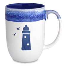 Dipped Mug - Lighthouse