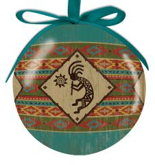 Ball Ornament - Kokopelli