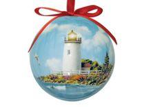 Ball Ornament - Sunlit Shores